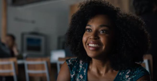Jerrika Hinton da Grey's Anatomy a Here and Now