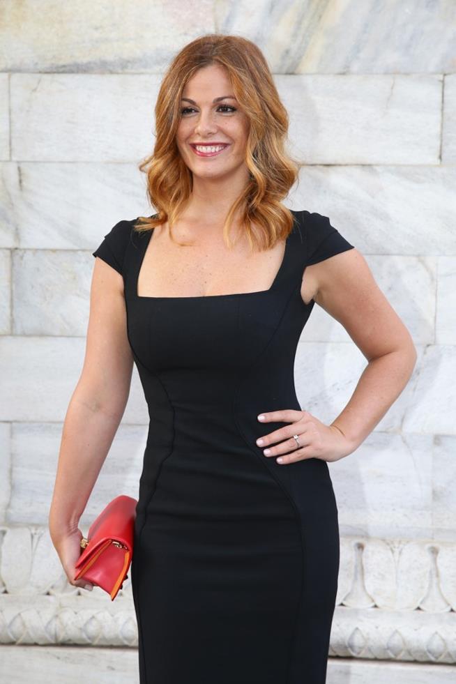 L'attrice Vanessa Incontrada