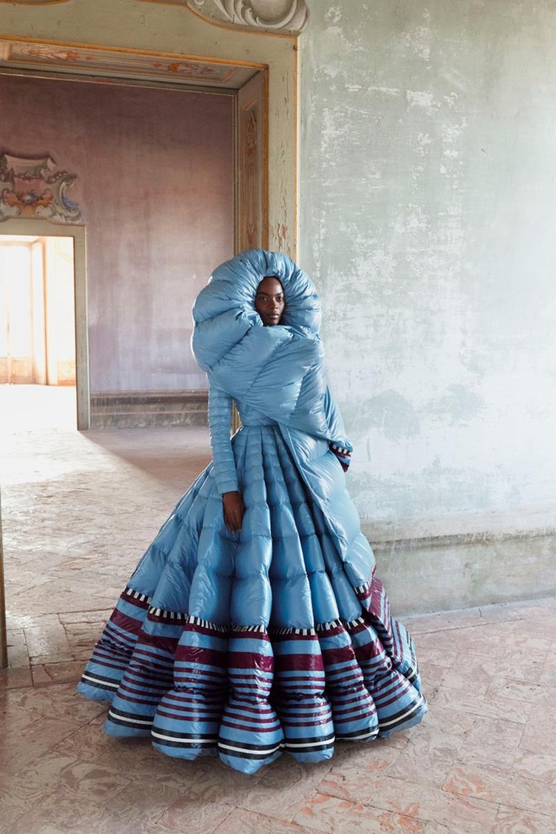 Sfilata MONCLER Collezione Donna Autunno Inverno 19/20 Milano - 23