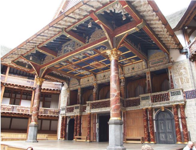 Globe Theatre a Londra