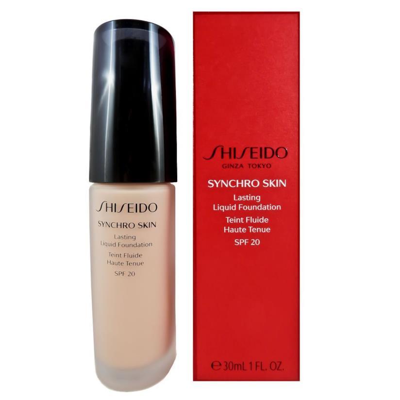 Fondotinta Liquido Synchro Skin di Shiseido