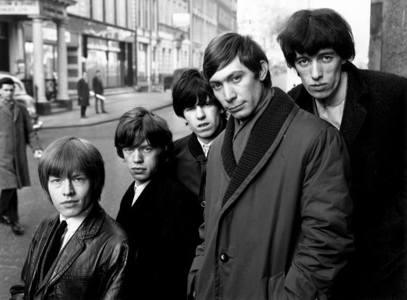 La rock band Rolling Stones