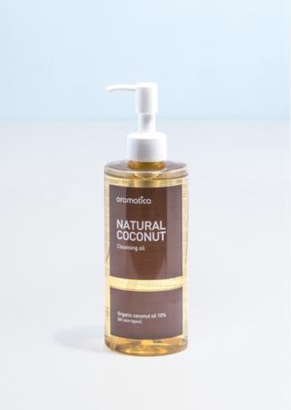 Olio struccante al cocco Aromatica