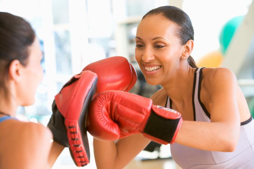 Mindful Boxing, allenarsi e mangiare sano