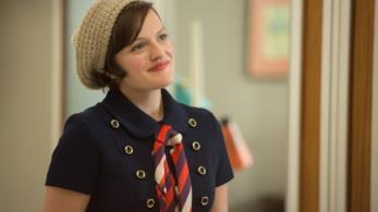 Peggy Olson è una delle protagoniste di Mad Men, da segretaria a copywriter