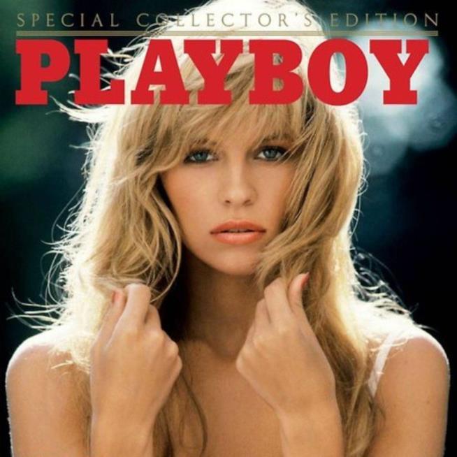 Pamela Anderson su Playboy