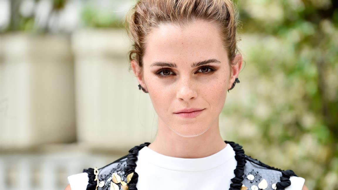 Emma Watson a Parigi