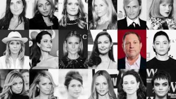 Tutte le attrici che hanno denunciato di aver subito molestie sessuali da parte di un produttore