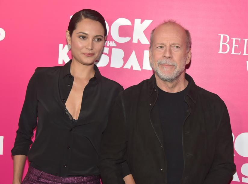 Emma Heming e Bruce Willis