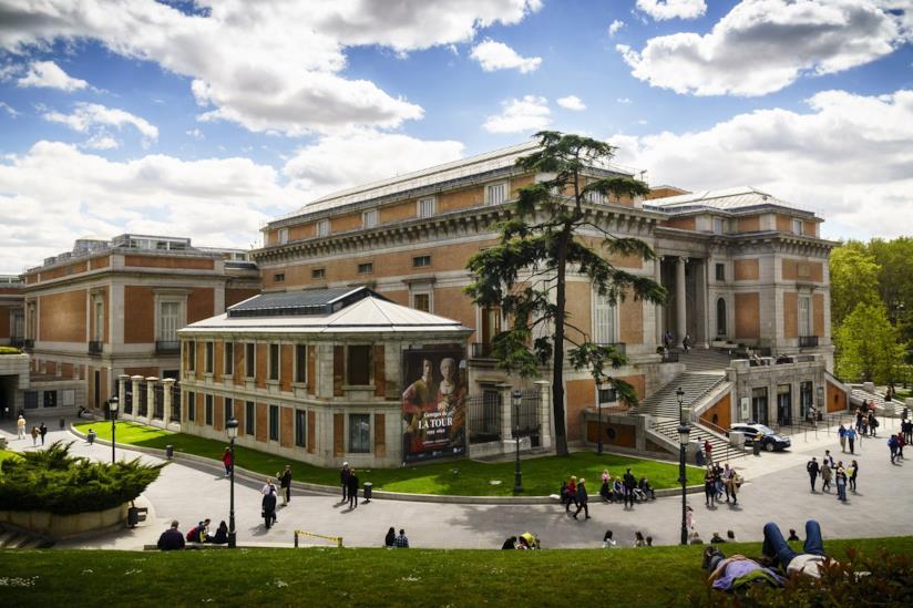 Uno dei musei più visitati al mondo: il Prado
