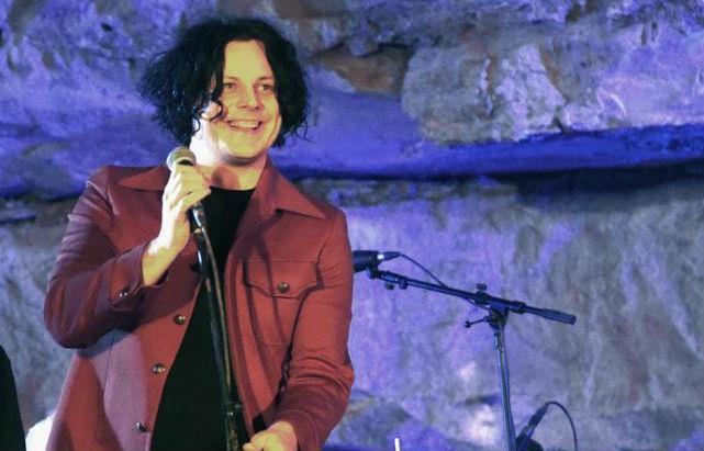 Jack White in concerto