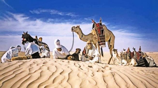Scoprire il deserto del Sahara a San Valentino