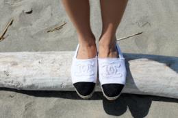 Le espadrillas di Chanel