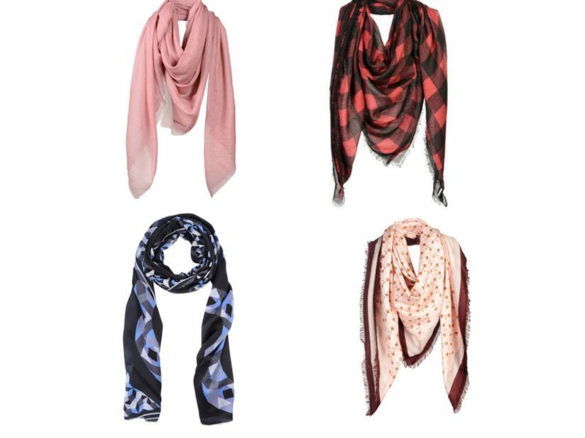 Come indossare foulard