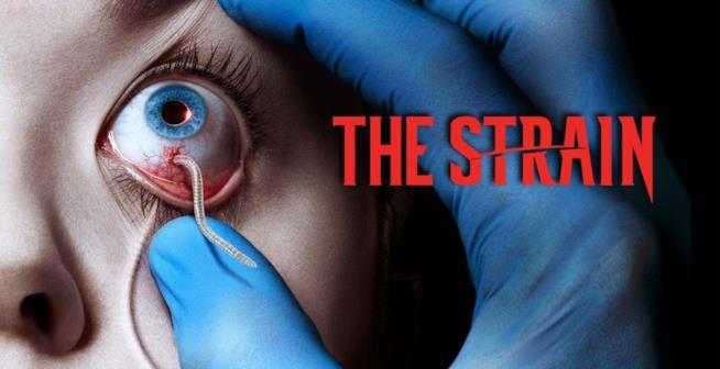 Locandina di The Strain