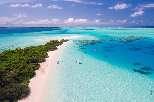 Mare delle Maldive