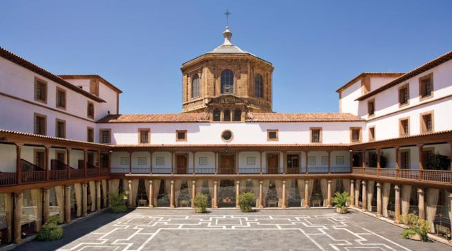 Hotel de la Reconquista, Oviedo  - Vicky Christina Barcelona
