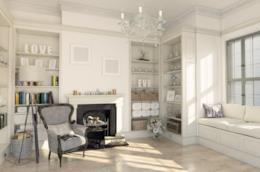 Una guida su come arredare un piccolo appartamento in stile classico