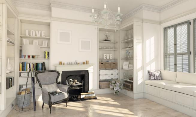 Come arredare un piccolo appartamento in stile classico for Arredare casa in stile classico
