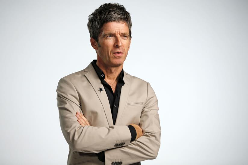 il musicista Noel Gallagher