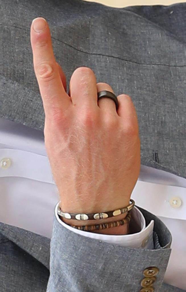 Il braccialetto e l'anello di Harry