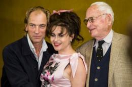 James Ivory, Helena Bonham Carter e Julian Sands, il team di Camera con vista a Firenze