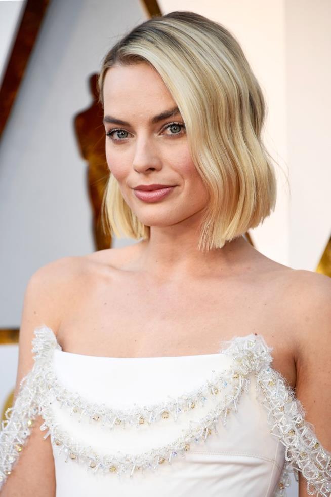 Il beauty look di Margot Robbie