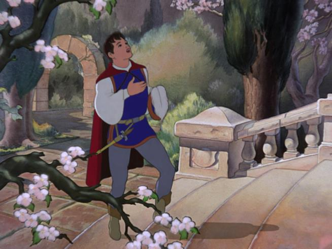 Il principe azzurro è un'aspettativa femminile