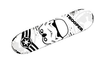 Skateboard Star Wars