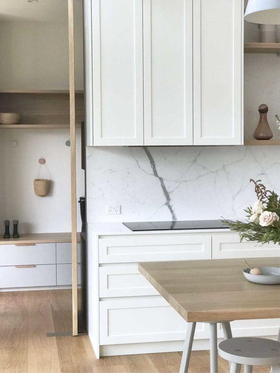 Cucina in stile classico moderno
