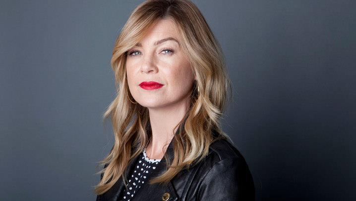 Ellen Pompeo, Meredith Grey in Grey's Anatomy