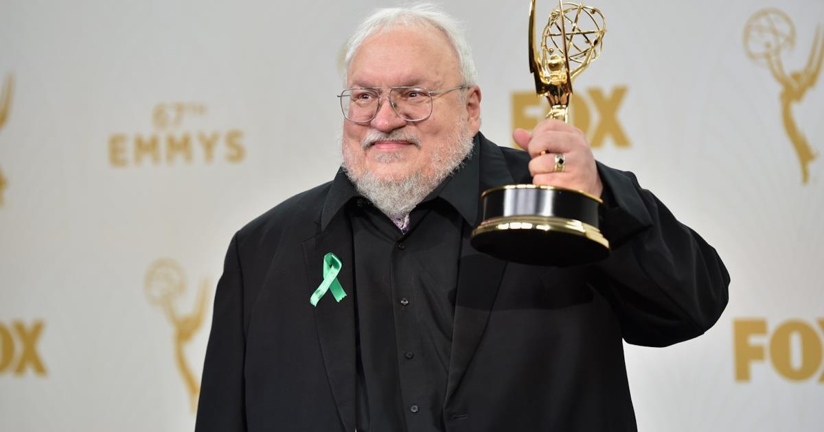 George RR Martin ha rivelato la fonte d'ispirazione per Game of Thrones... le sue tartarughe