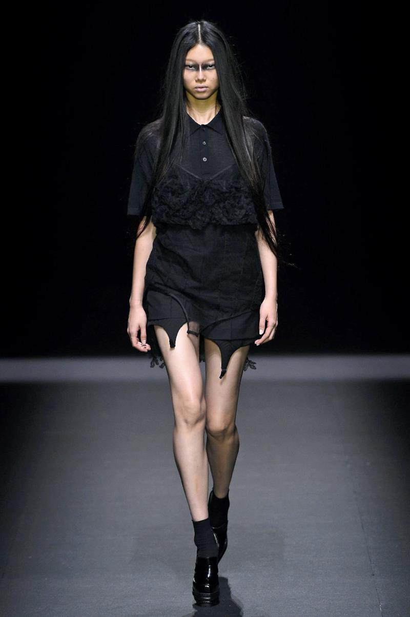 Sfilata VERA WANG Collezione Donna Primavera Estate 2020 New York - ISI_1865