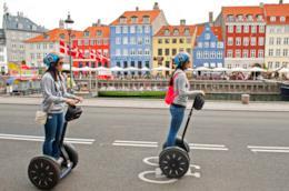 Amiche durante un weekend a Copenhagen