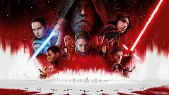 Il poster di Star Wars: Gli ultimi jedi