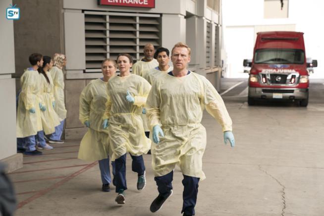Grey's Anatomy 14x07: foto dall'episodio