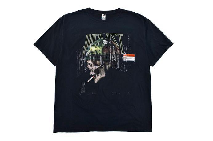 T-shirt INDVST LAB screen print vol. 2
