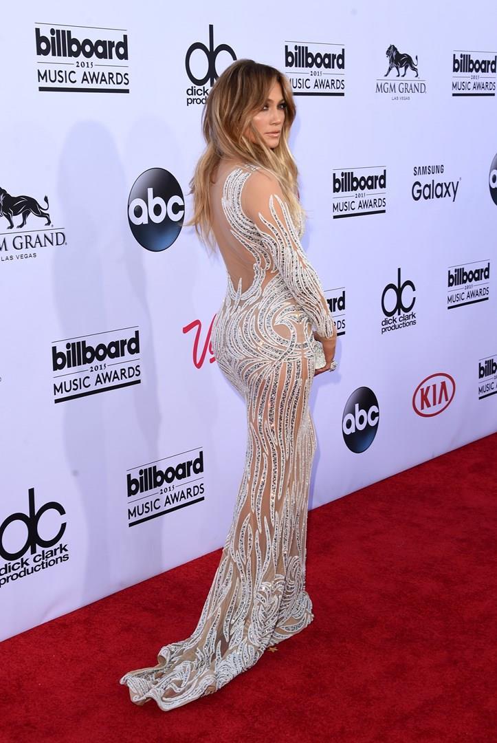 Jennifer Lopez ai Billboard Music Awards 2015