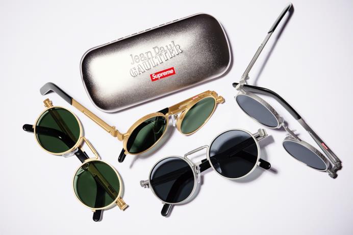Set di occhiali da sole Supreme/Gaultier