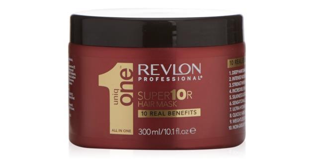 Maschera Revlon per i capelli