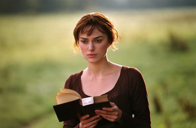 Keira Knightley interpreta Elizabeth Bennet. Lei e gli altri personaggi più amati e odiati di Austen