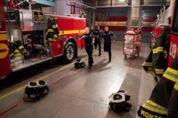 Station 19: Andy e Sullivan in pericolo nell'anteprima dell'episodio 2x08