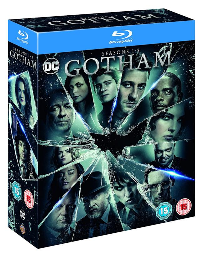 Cofanetto Blu-ray di Gotham - Seasons 1-3
