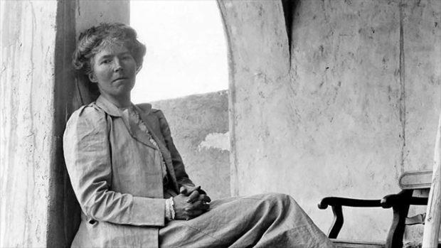 Un ritratto di Gertrude Bell