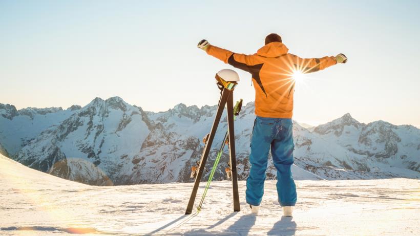 Dove sciare e praticare snowboard in centro e sud Italia