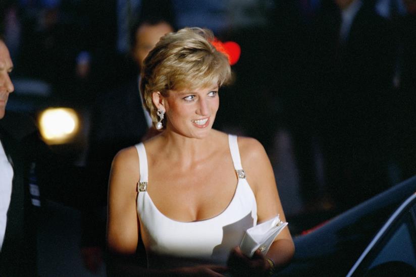 Uno splendido scatto di Lady Diana Spencer