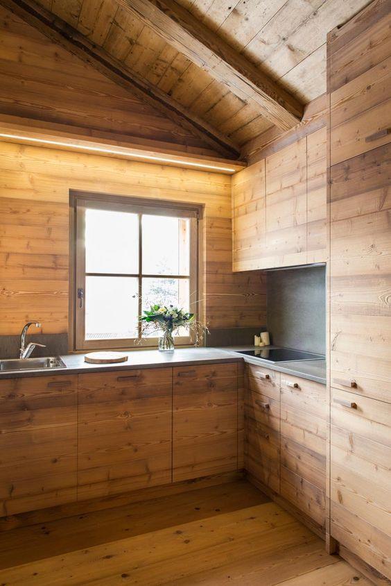 Tende Per Casa In Montagna.Come Arredare Una Casa In Stile Nordico