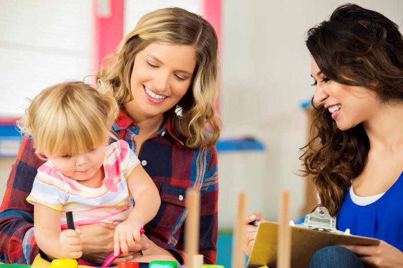 Mamma e insegnante