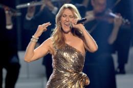 La cantante Celine Dion