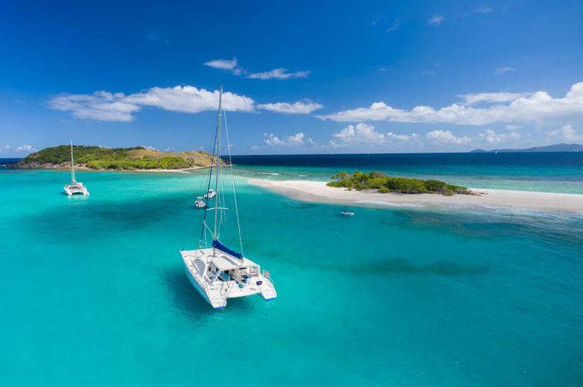 Crociera in catamarano ai Caraibi